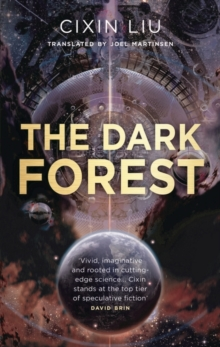The Dark Forest, Hardback Book