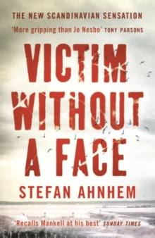 Victim Without A Face, Paperback Book