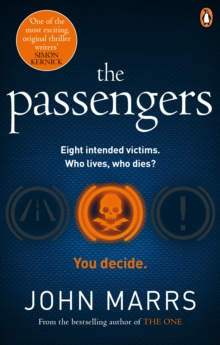 The Passengers : A near-future thriller with a killer twist, Paperback / softback Book