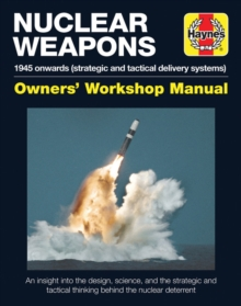 Nuclear Weapons Operations Manual : All models from 1945, Hardback Book