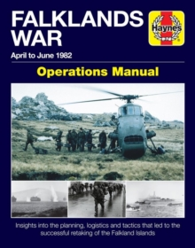The Falklands War Operations Manual, Hardback Book