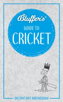 Bluffer's Guide To Cricket, Paperback Book