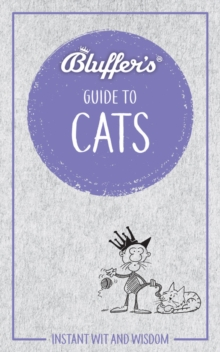 Bluffer's Guide To Cats, Paperback Book
