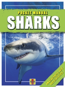 Sharks : Pocket Manual, Paperback / softback Book
