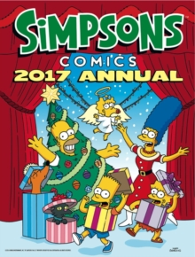 The Simpsons : Annual, Hardback Book