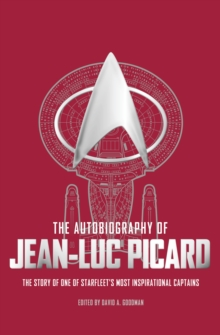 The Autobiography of Jean-Luc Picard, Paperback Book