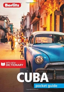 Berlitz Pocket Guide Cuba (Travel Guide with Dictionary), Paperback / softback Book