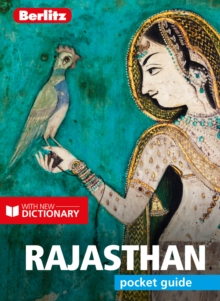 Berlitz Pocket Guide Rajasthan (Travel Guide with Dictionary), Paperback / softback Book