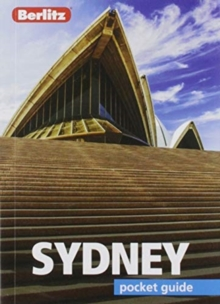 Berlitz Pocket Guide Sydney (Travel Guide with Dictionary), Paperback / softback Book
