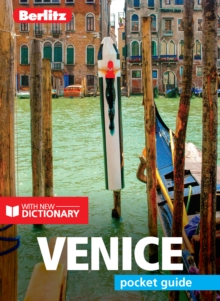 Berlitz Pocket Guide Venice (Travel Guide with Dictionary), Paperback / softback Book
