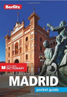 Berlitz Pocket Guide Madrid (Travel Guide with Dictionary), Paperback / softback Book