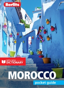 Berlitz Pocket Guide Morocco (Travel Guide with Free Dictionary)