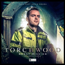 Torchwood 2.3: Ghost Mission, CD-Audio Book