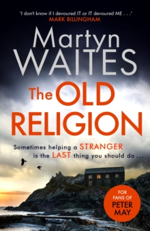 The Old Religion : Dark and Chillingly Atmospheric., Hardback Book