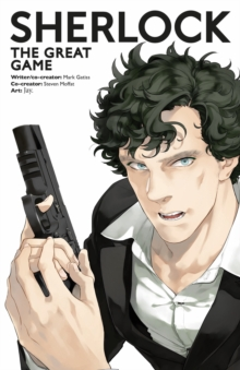 Sherlock: The Great Game, Paperback Book