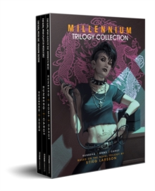 Millennium Trilogy Boxed Set, Paperback / softback Book