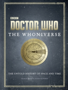 Doctor Who: The Whoniverse, Hardback Book