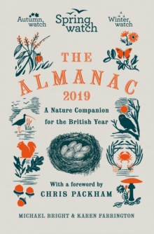 Springwatch: The 2019 Almanac, Hardback Book