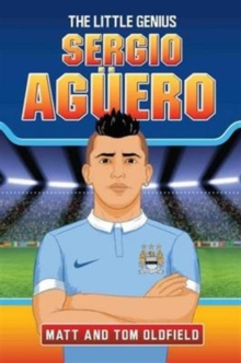 Sergio Aguero : The Little Genius, Paperback Book