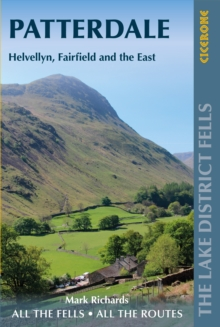 Walking the Lake District Fells - Patterdale : Helvellyn, Fairfield and the East, Paperback / softback Book