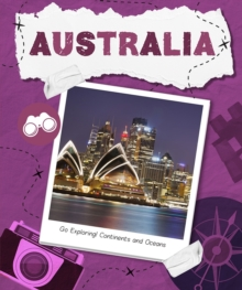 Go Exploring! Continents and Oceans: Australia, Hardback Book