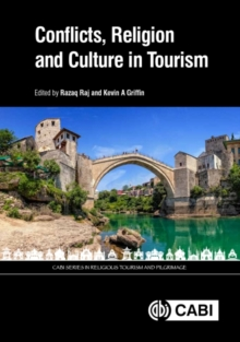 Conflicts, Religion and Culture in Tourism, Hardback Book