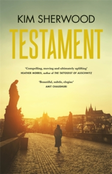 Testament, Hardback Book