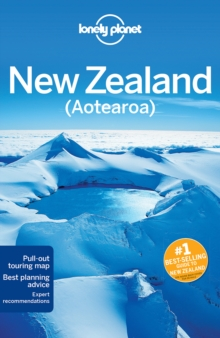 Lonely Planet New Zealand, Paperback Book