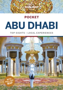 Lonely Planet Pocket Abu Dhabi, Paperback / softback Book