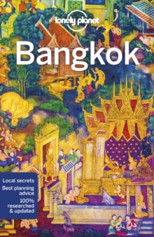 Lonely Planet Bangkok, Paperback Book