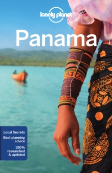 Lonely Planet Panama, Paperback Book