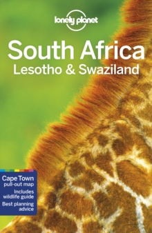 Lonely Planet South Africa, Lesotho & Swaziland, Paperback / softback Book