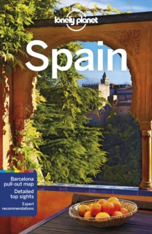 Lonely Planet Spain, Paperback / softback Book