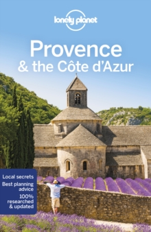 Lonely Planet Provence & the Cote d'Azur, Paperback / softback Book