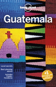 Lonely Planet Guatemala, Paperback / softback Book