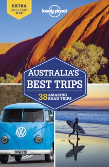 Lonely Planet Australia's Best Trips, Paperback / softback Book