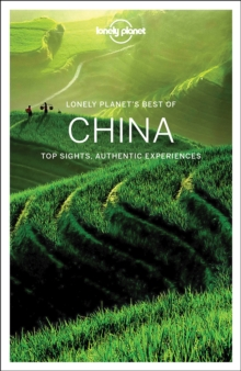 Lonely Planet Best of China, Paperback / softback Book