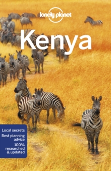 Lonely Planet Kenya, Paperback / softback Book