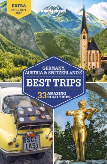 Lonely Planet Germany, Austria & Switzerland's Best Trips, Paperback / softback Book