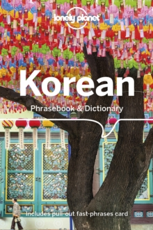 Lonely Planet Korean Phrasebook & Dictionary, Paperback / softback Book