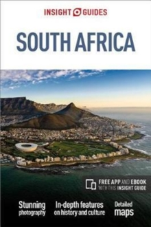 Insight Guides South Africa (Travel Guide with Free eBook), Paperback / softback Book
