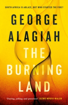The Burning Land, Hardback Book