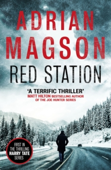 Red Station, Paperback / softback Book