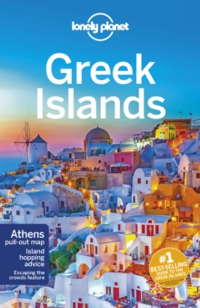 Lonely Planet Greek Islands, Paperback / softback Book