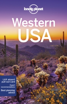 Lonely Planet Western USA, Paperback / softback Book