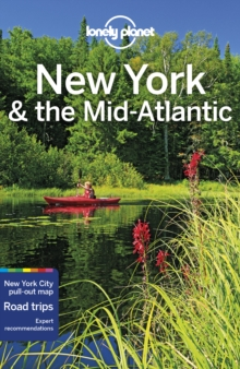 Lonely Planet New York & the Mid-Atlantic, Paperback / softback Book