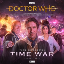 The Eighth Doctor: The Time War Series 3, CD-Audio Book