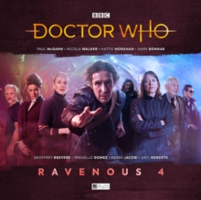 Doctor Who - Ravenous 4, CD-Audio Book