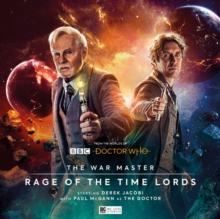 The War Master 3 - Rage of the Time Lords, CD-Audio Book