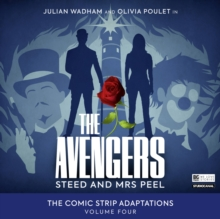 The Avengers: The Comic Strip Adaptations Volume 4: Steed and Mrs Peel : 4